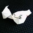 オヤジな折り紙