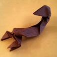 箸袋のサソリ修正