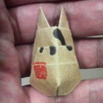 短い箸袋のトトロ修正