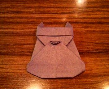 短い割り箸袋でト○ズラー